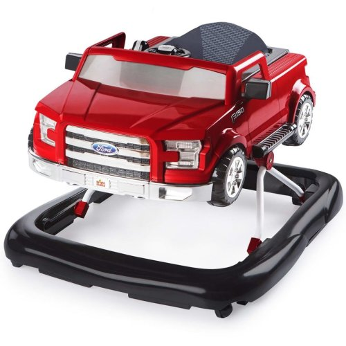 Bright Starts Baby Walker 3 Ways to Play Ford F-150 Red K10630