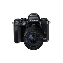 Canon EOS M5 Mirrorless Camera with EF-M 18 - 150 mm Lens - Black