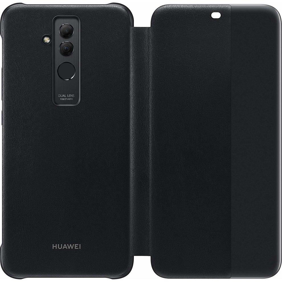 the best attitude 2c67e 48a21 Official Huawei Mate 20 lite Smart View Flip Cover Case - Black - 51992653