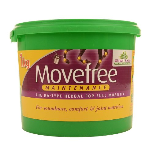 Global Herbs Movefree Maintenance Horse Supplement Powder