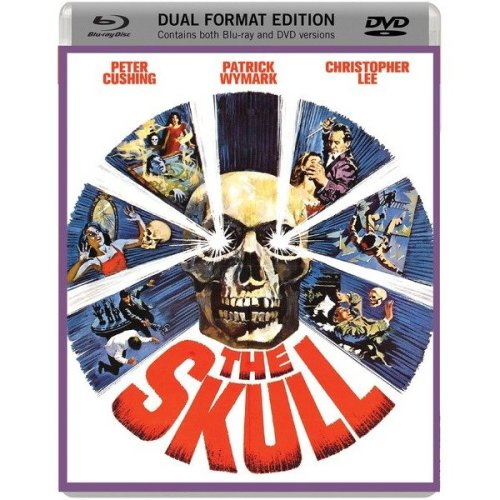 The Skull - Dual Format (includes Dvd)