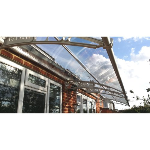 Cantilever Door Canopy | 1500mm wide x 1270mm projection