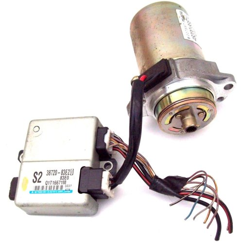 Vauxhall Opel Agila Electric Power Steering Column ECU + Motor 38720-83E2