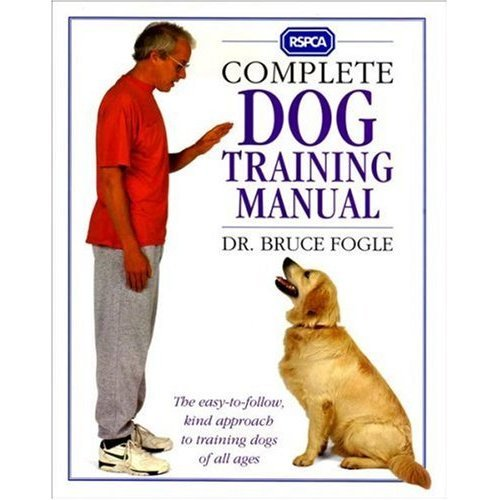 RSPCA Complete Dog Training Manual
