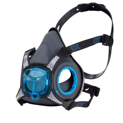 OX Pro S450 Twin Cartridge Half Mask Respirator