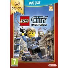 Lego City Undercover Nintendo Wii U Game - Selects Edition