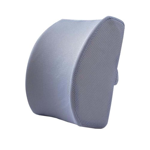 for Back Pain Relief Lumbar Support Pillow Memory Foam Lumbar Pillows for Office Chair and Car