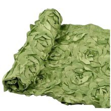 Newborn Photography Props Baby Photography Rose Mat [Green]