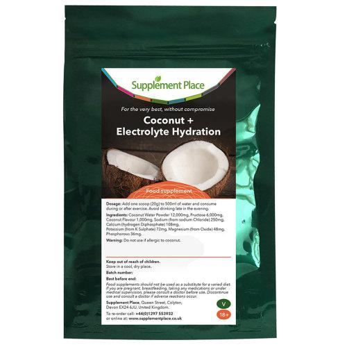 Coconut + Electrolyte Hydration