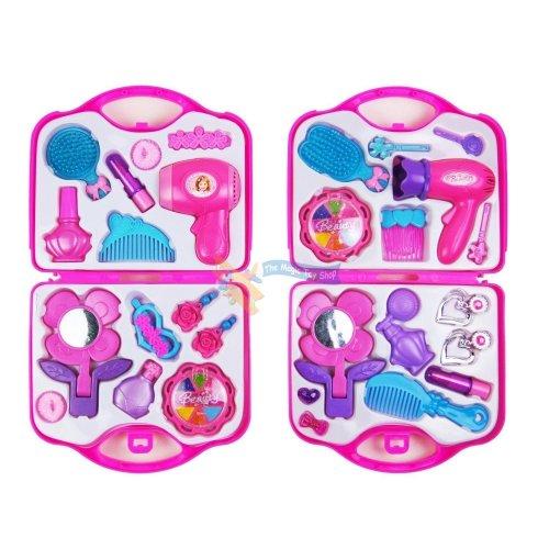 Girl's Pink Vanity Case