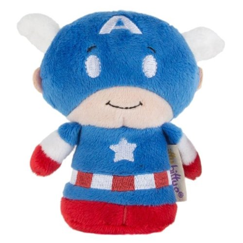 Captain America Itty Bitty Hallmark Soft Toy Character