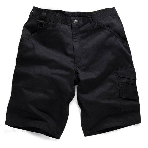Scruffs Worker Lite Work Shorts with Multiple Pockets (Sizes 30in-40in Waist)