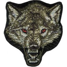 Application Wolf Patch