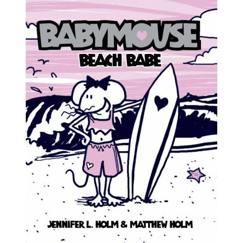 Babymouse - Beach Babe