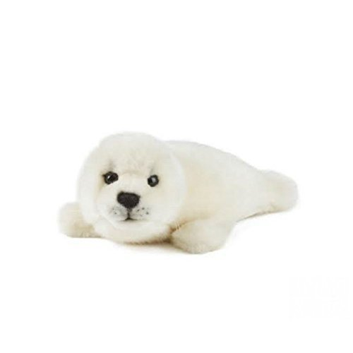Living Nature AN367 Soft Toy Grey Seal Pup, Unknown