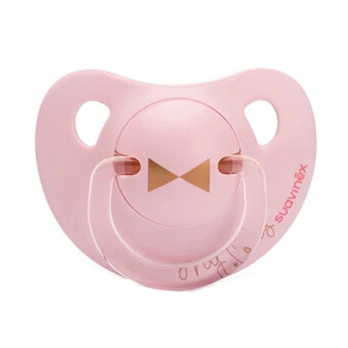 Free Nighttime Infant Pacifier, 0-6 Months?Pink