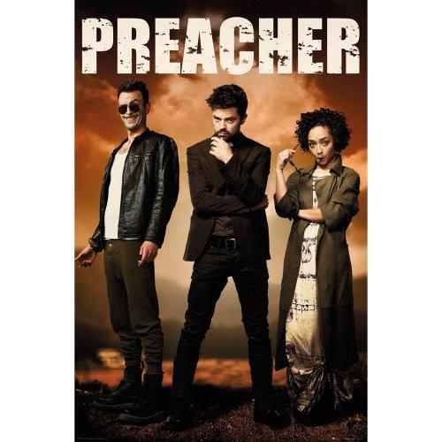 Preacher Group Maxi Poster