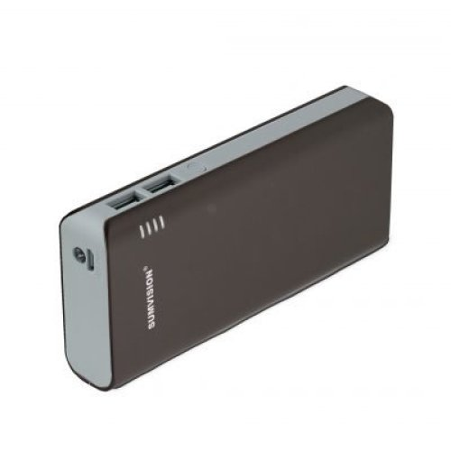 Sumvision 10000mAh Power Bank 2.1A/1.A | Dual USB Port Charger