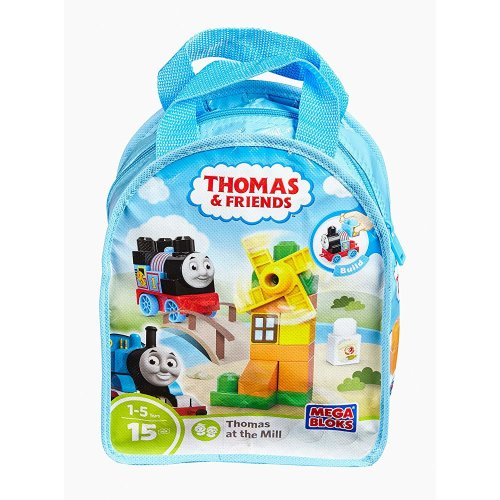 Thomas & Friends - Thomas At The Mill Train (Mega Bloks)