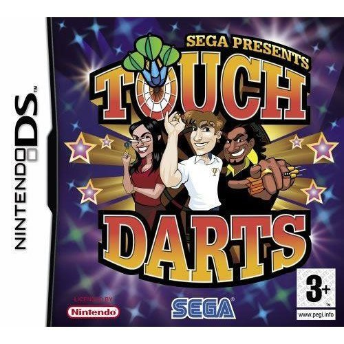 Sega Presents Touch Darts Nintendo DS Game