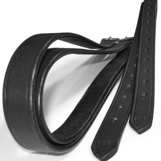 JHL Childrens Stirrup Leathers