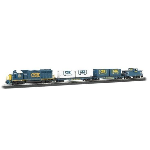 Heartland Hobby Wholesale BAC00734 Ho Scale Coastliner Set with E-Z Track