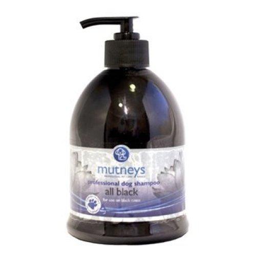 Mutneys All Black Shampoo 5L