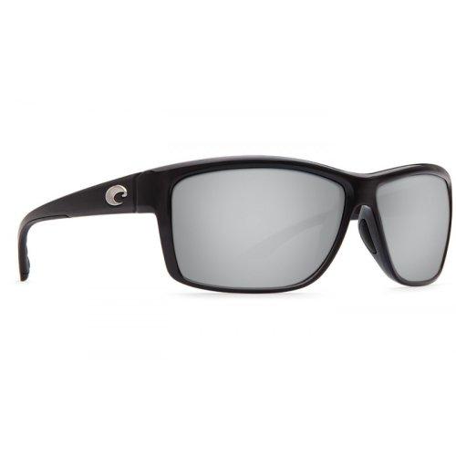 Costa Del Mar Mag Bay Polarized Shiny Black Sunglasses - AA-11-OSCP
