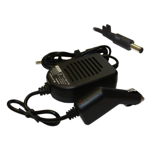 Samsung NP-N210-JA02US Compatible Laptop Power DC Adapter Car Charger