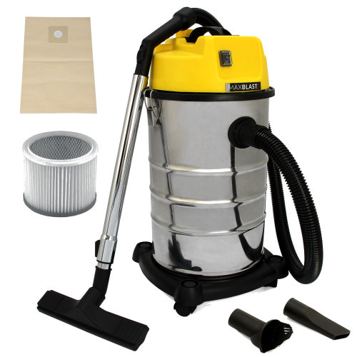 MAXBLAST 30L Industrial Vacuum Cleaner