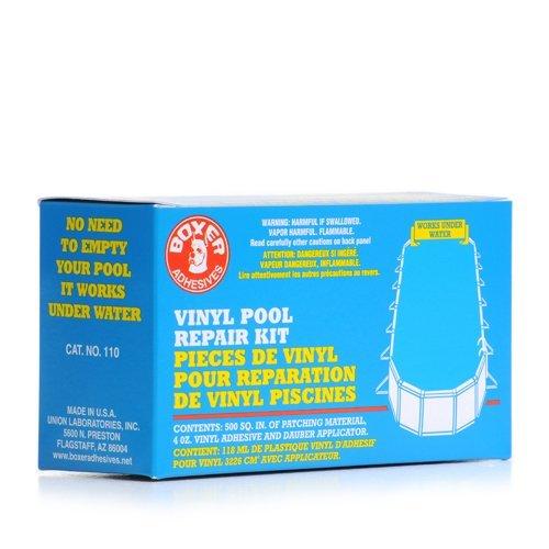 Boxer 4oz Underwater Pool Liner Repair Kit | Vinyl Pool Repair Kit
