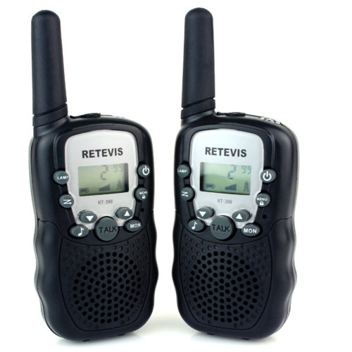 Retevis RT-388 22 Channel FRS/GMRS Rechargeable Walkie Talkies for Kids