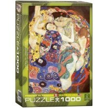 Eg60003693 - Eurographics Puzzle 1000 Pc - the Virgin / Gustav Klimt
