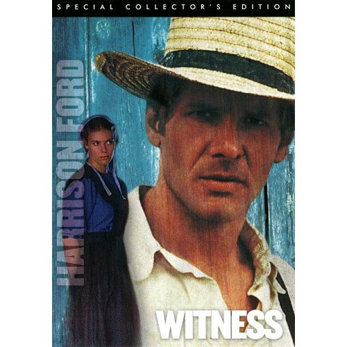 Witness - Harrison Ford - Special Edition [DVD] [1985]