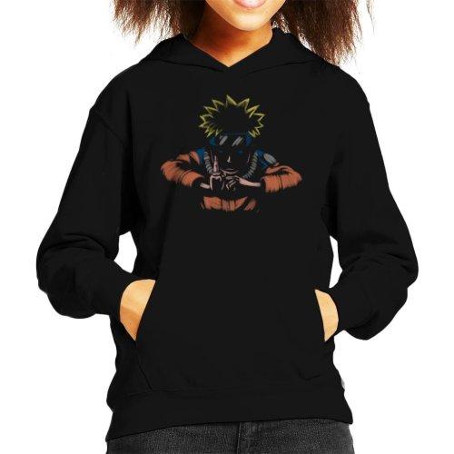 Naruto Kage Bunshin No Jutsu Kid's Hooded Sweatshirt