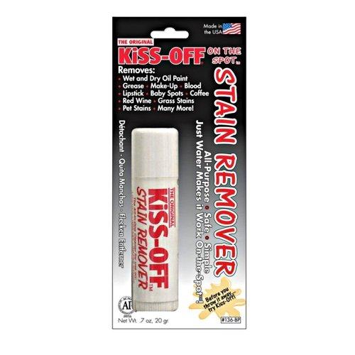 Kiss-off Stain Remover Pk6 - Kissoff Spot Face Paint 20g -  remover kissoff stain spot face paint 20g