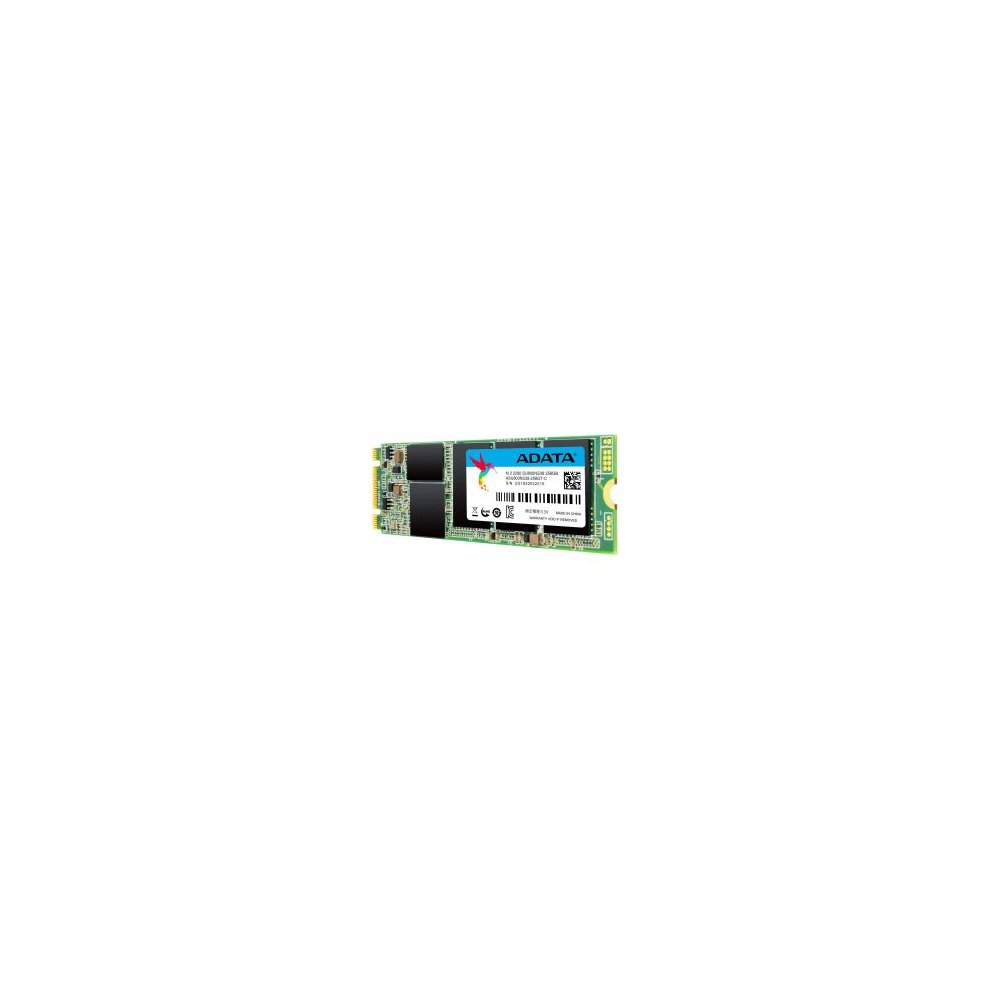 ADATA 256GB Ultimate SU800 M 2 SSD, M 2 2280, SATA3, 3D NAND, R/W 560/520  MB/s