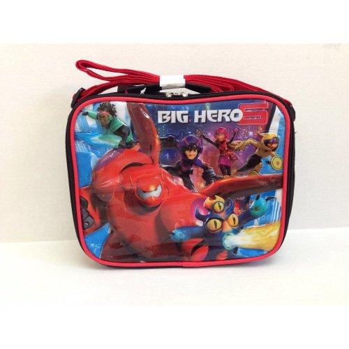 Lunch Bag - Disney - Big Hero 6 Boy Kit Case New 640279