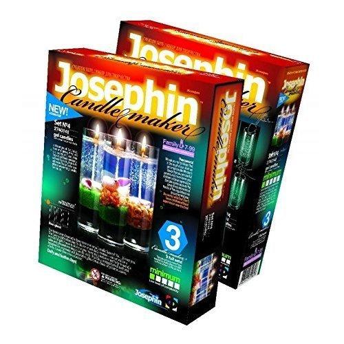 Josephin - Candlemaker W/shells Set - No. 4 - Shells Elf27401 W Number -  josephin candlemaker shells set 4 elf274014 w number