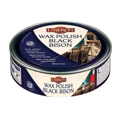 Liberon 070750 Wax Polish Black Bison Antique Pine 150ml