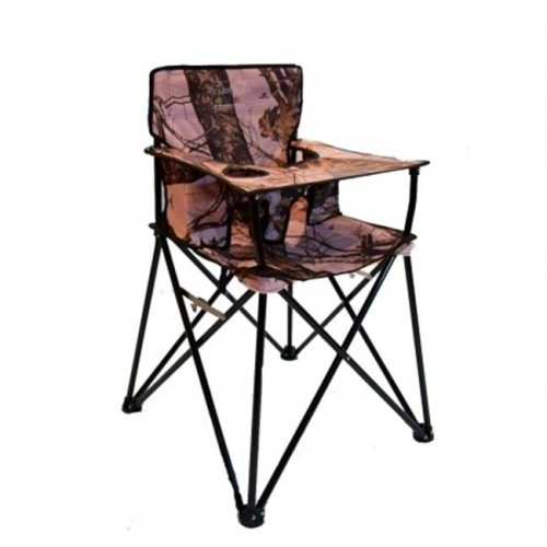 Jamberly Group HB2014 ciao baby portable highchair- Pink Camo