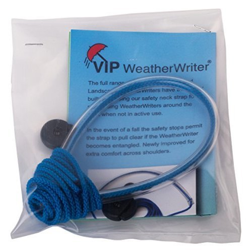 WeatherWriter WWSNC/1 Safety Neck Cord - Blue