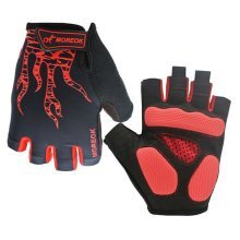 Men Light Breathable Sports Half Finger Gloves Mountain Road Bicycles Riding Gloves