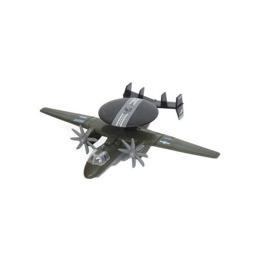 Children's Aircraft Model Toys Simulation Fighter / Airliner Boy Gift_E-2C#2