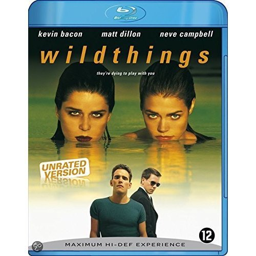Wild Things - extended unrated version [Blu-ray] [1998]