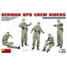 Min35054 - Miniart 1:35 - German Spg Crew Riders