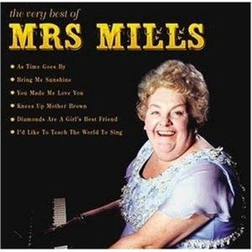 Mrs Mills - the Very Best of Mrs Mills [CD]