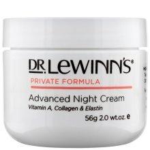 DR. LEWINN'S ADVANCED NIGHT CREAM PRIVATE FORMULA 56g - ANTI AGING