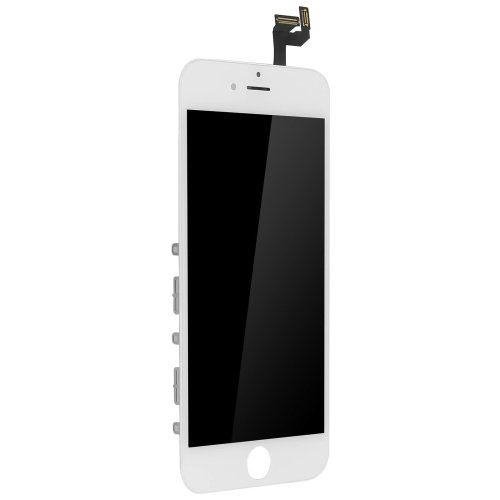LCD replacement part with touchscreen for Apple iPhone 6S Plus – White