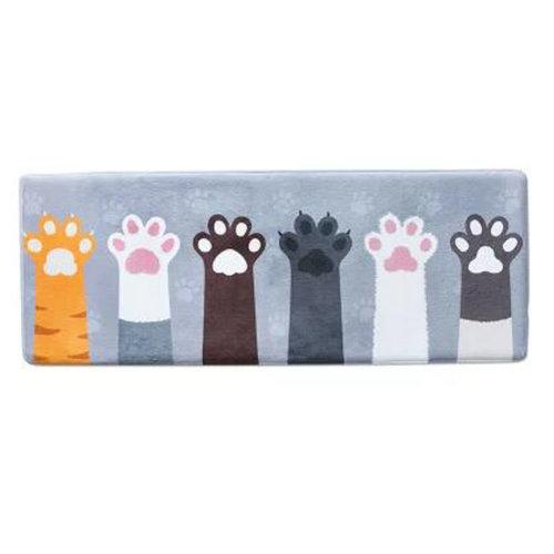 Cat Paw Anti-Skid Doormat